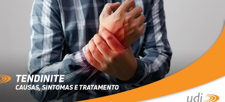 Tendinite: Causas, sintomas e tratamento.