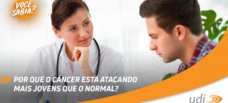 Por que o câncer está atacando mais jovens que o normal?