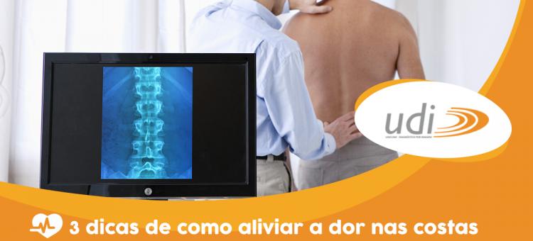 3 dicas de como aliviar a dor nas costas