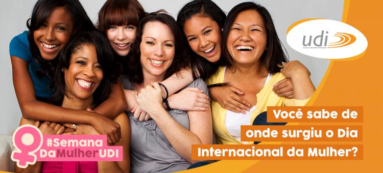 Você sabe de onde surgiu o Dia Internacional da Mulher?